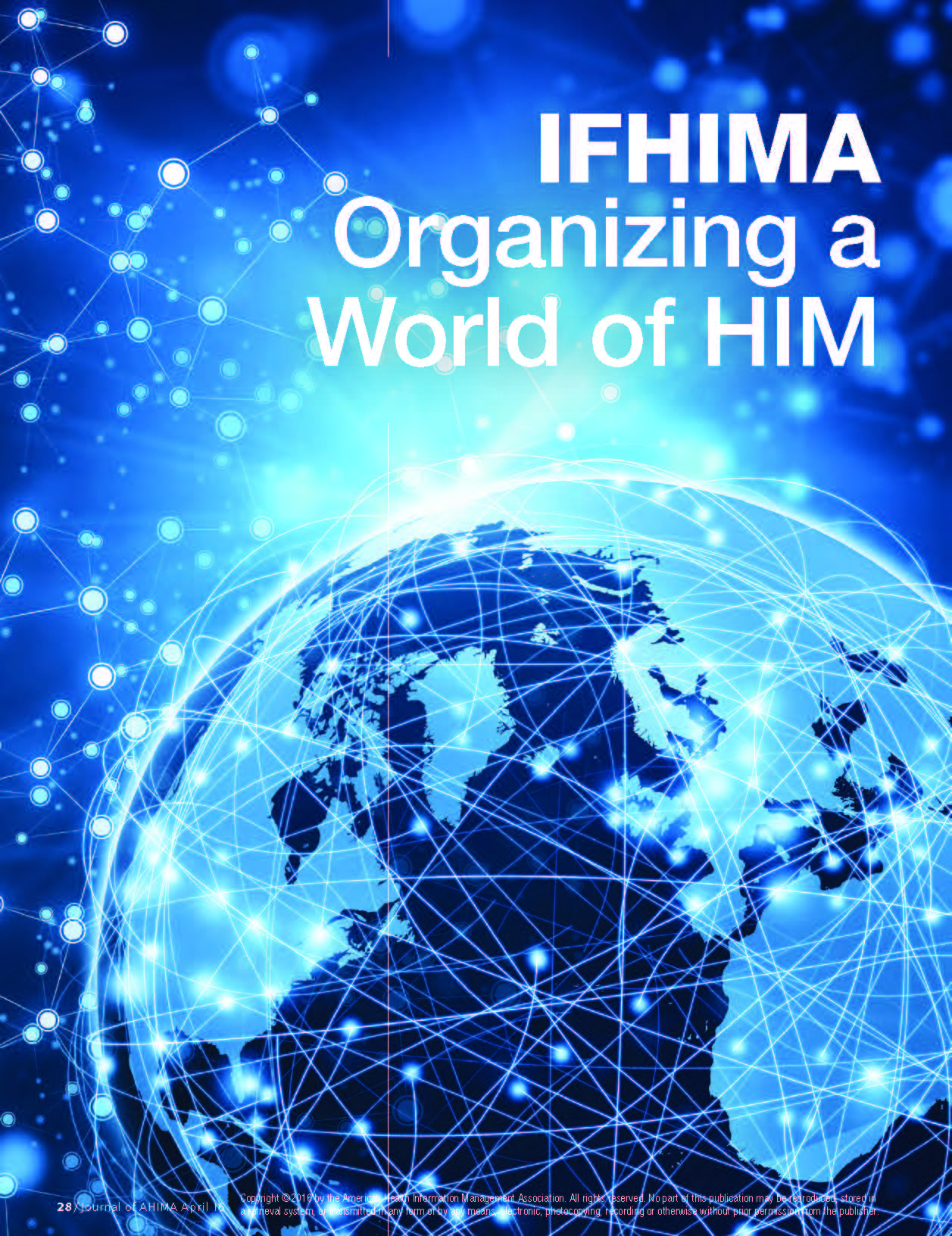 IHMIA Organising a World of HIM